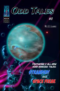 Odd Tales 1 Cover